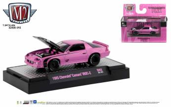 M2-Machines-All-Pink-Collection-1985-Chevy-Camaro