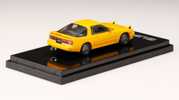 Hobby-Japan-Hobby-Japan-Toyota-Supra-A70-Twin-Turbo-R-Customize-Version-Yellow-002