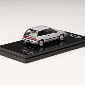 Hobby-Japan-Honda-Civic-Si-AT-1984-Silver-Metallic-002