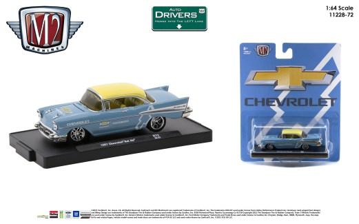 M2-Machines-Auto-Drivers-release-72-1957-Chevrolet-Bel-Air