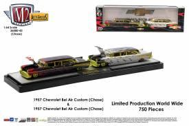 M2-Machines-Auto-Haulers-Series-43-1957-Chevrolet-Bel-Air-Custom-1957-Chevrolet-Bel-Air-Custom-Chase