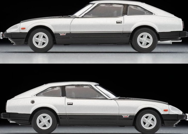 Tomica-Limited-Vintage-Neo-Nissan Fairlady-Z-T-Turbo-2BY2-Argent-Noir-002