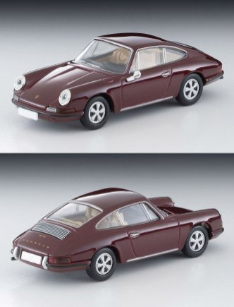 Tomica-Limited-Vintage-Neo-Porsche-911S-Marron-002