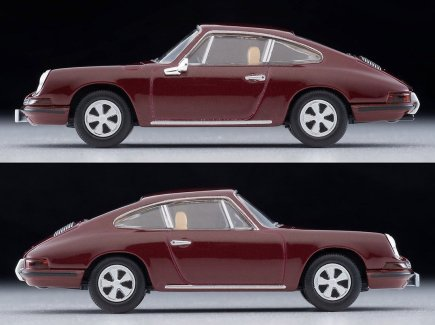 Tomica-Limited-Vintage-Neo-Porsche-911S-Marron-004
