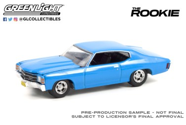 GreenLight-Collectibles-Hollywood-Series-32-ride1971-Chevrolet-Chevelle-The-Rookie