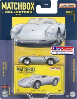 Matchbox-2021-Collectors-Mix-2-Porsche-550-Spyder