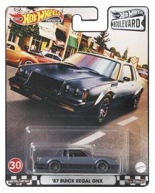 Hot-Wheels-Boulevard-Mix-F-87-Buick-Regal-GNX