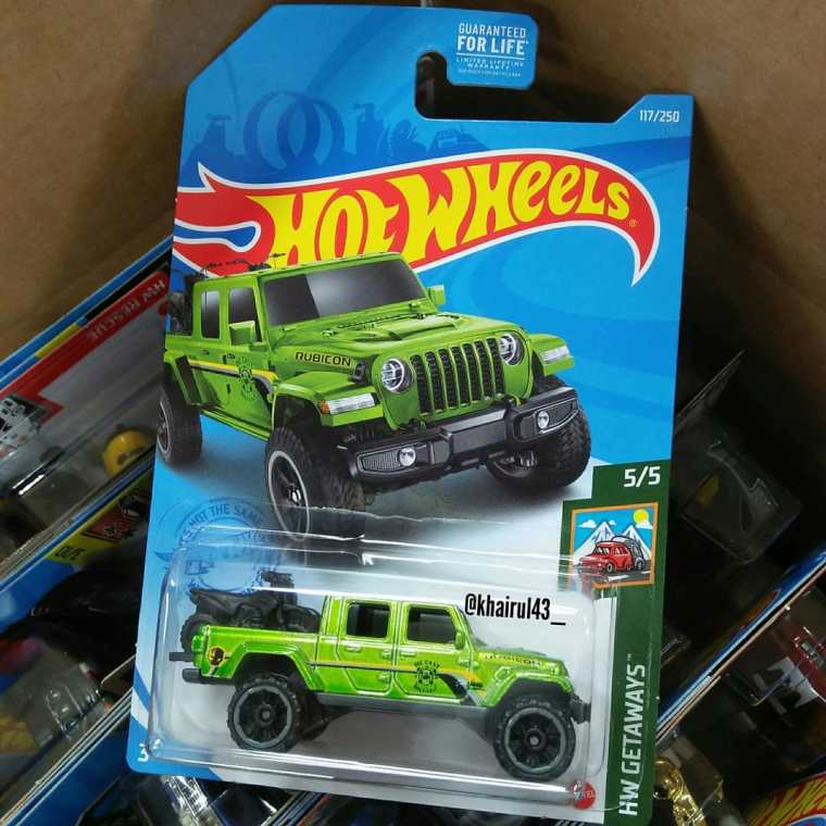 Hot-Wheels-Mainline-2021-2020-Jeep-Gladiator-001