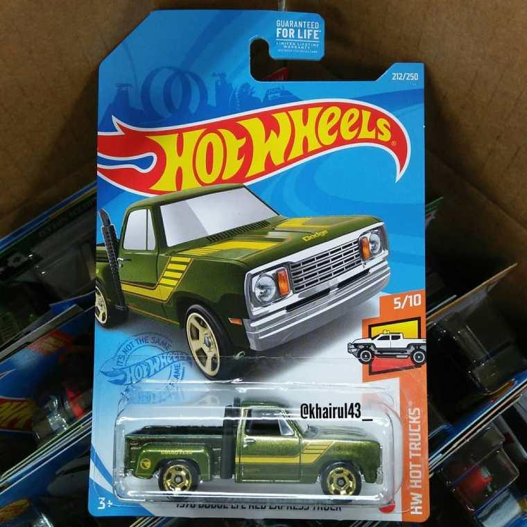 Hot-Wheels-Mainline-Treasure-Hunt-2021-78-Dodge-Li-l-Red-Express-Truck-001