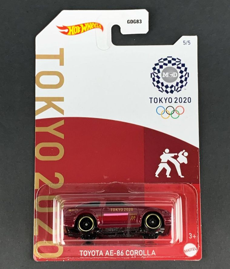 Hot-Wheels-Tokyo-2020-Toyota-AE-86-Corolla