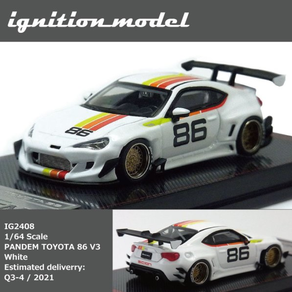 Ignition-Model-Pandem-Toyota-86-V3-White-002