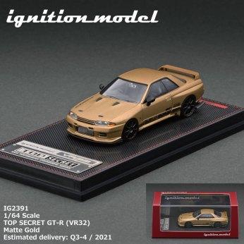 Ignition-Model-Top-Secret-GT-R-VR32-Matte-Gold-004