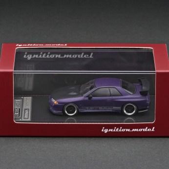 Ignition-Model-Top-Secret-GT-R-VR32-Matte-Purple-Metallic-003