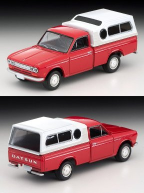 Tomica-Limited-Vintage-Neo-2021-Datsun-Truck-North-America-Rouge-002
