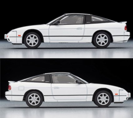 Tomica-Limited-Vintage-Neo-Nissan-180SX-TYPE-II-Blanc-002