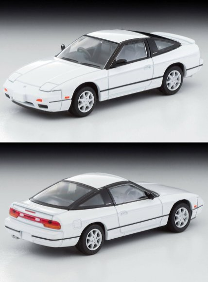 Tomica-Limited-Vintage-Neo-Nissan-180SX-TYPE-II-Blanc-003