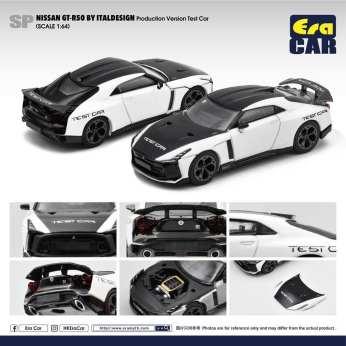 Era-Car-Nissan-GT-R50-By-Italdesign-Pink-Greenish-Test-Car