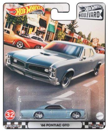 Hot-Wheels-Boulevard-Series-2021-66-Pontiac-GTO