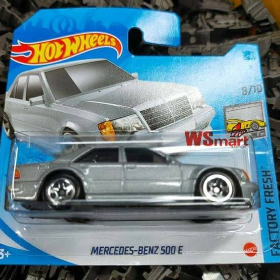 Hot-Wheels-Mainline-2021-Mercedes-Benz-500E-001