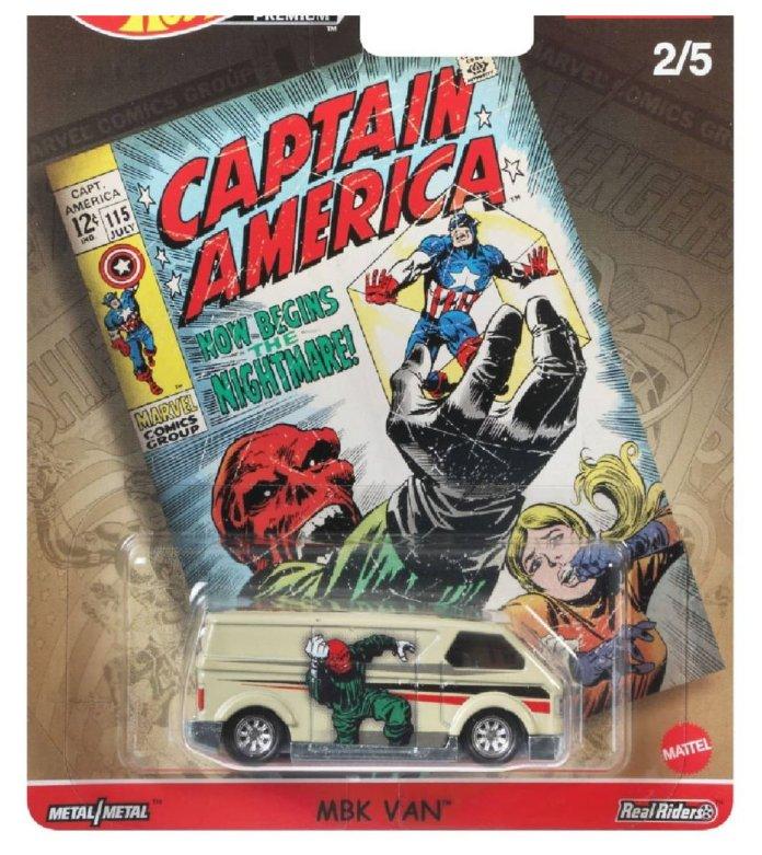 Hot-Wheels-Pop-Culture-2021-Marvel-MBK-Van-Red-Skull