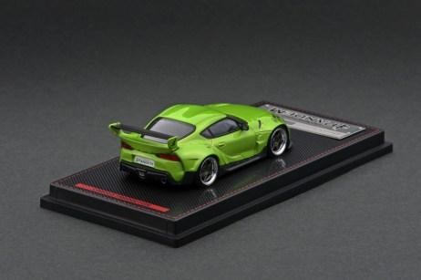 Ignition-Model-Pandem-Supra-A90-Green-Metallic-002