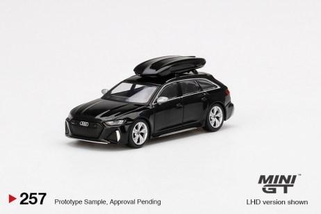Mini-GT-Audi-RS-6-Avant-Mythos-Black-Metallic-001