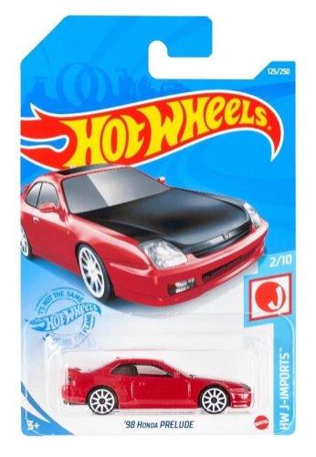 Hot-Wheels-Mainline-98-Honda-Prelude