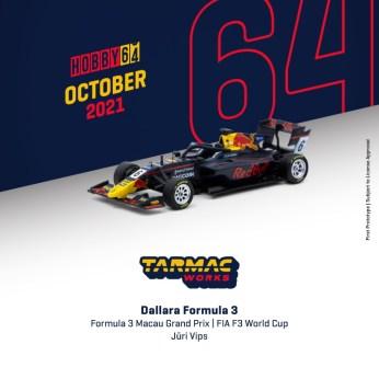 Tarmac-Works-Dallara-formula-3- RedBull