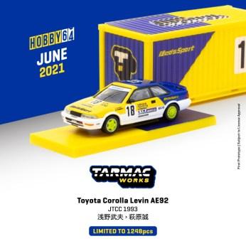 Tarmac-Works-Toyota-Corolla-Levin-AE92-JTCC