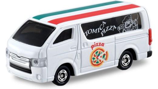Tomica-Fodd-Truck-Bundle-2021-Toyota-HiAce-Pizza