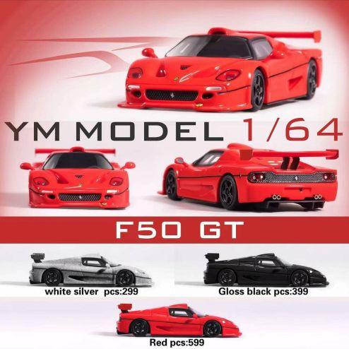 YM-Model-X-Auto-bran-Ferrari-F50-GT-001
