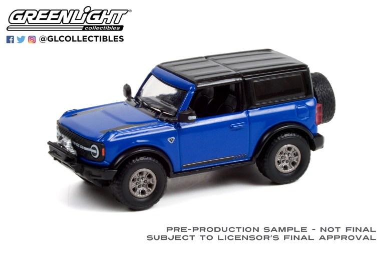 GreenLight-Collectibles-Barrett-Jackson-Series-8-2021-Ford-Bronco-2-Door