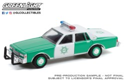 GreenLight-Collectibles-Hot-Pursuit-40-1989-Chevrolet-Caprice