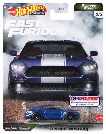 Hot-Wheels-Fast-And-Furious-Furious-Fleet-Custom-Mustang