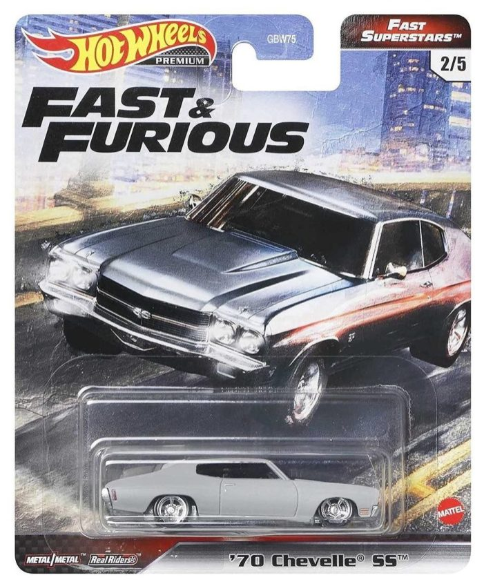 Hot-Wheels-Premium-Fast-And-Furious-Fast-Superstars-70-Chevelle-SS