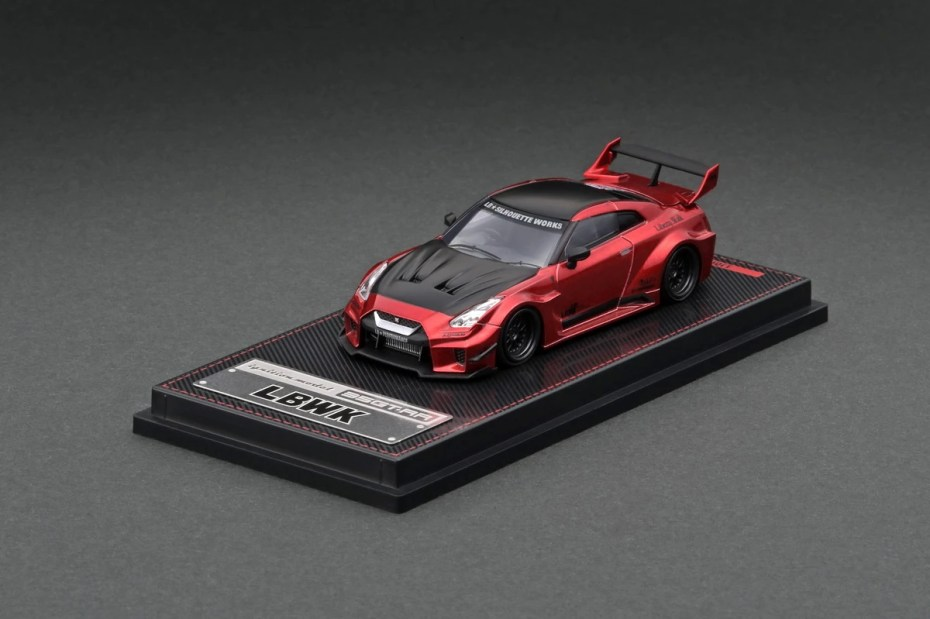Ignition-Model-LB-Silhouette-Works-GT-Nissan-35GT-RR-Red-Metallic-001
