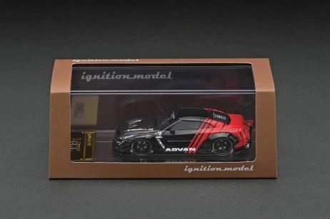 Ignition-Model-Resin-LB-Works-Nissan-GT-R-R35-type-2-Black-Red-003