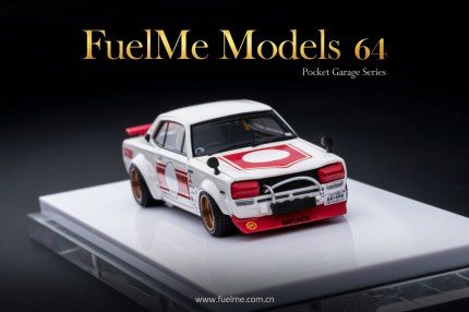 FuelMe-Models-Nissan-Skyline-GTR-KPGC10-Charasuka-Works-Racing-Ver-007