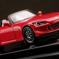 Hobby-Japan-Minicar-Project-Honda-S2000-Type-S-AP2-Pink-Mica