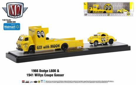 M2-Machines-Auto-Haulers-1966-Dodge-L600-1941-Willys-Gasser-Mooneyes