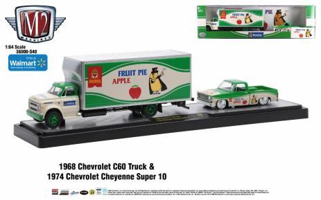 M2-Machines-Auto-Haulers-1968-Chevrolet-C60-Truck-1974-Chevrolet-Cheyenne-Super-10