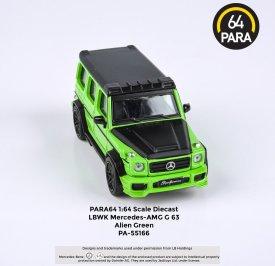 Para64-Mercedes-G63-Liberty-Walk-Alien-Green-003