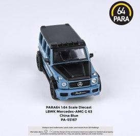 Para64-Mercedes-G63-Liberty-Walk-China-Blue-003