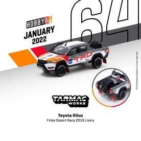 Tarmac-Works-Toyota-Hilux-Finke-Desert-Race-2019-Livery