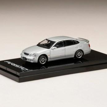 Hobby-Japan-Minicar-Project-Toyota-Aristo-V300-Vertex-Custom-grey-1