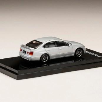 Hobby-Japan-Minicar-Project-Toyota-Aristo-V300-Vertex-Custom-grey-2