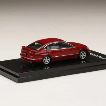 Hobby-Japan-Minicar-Project-Toyota-Aristo-V300-Vertex-red-2