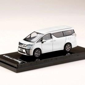 Hobby-Japan-Minicar-Project-Toyota-Vellfire-H30W-White-Pearl-Crystal-Shine-001
