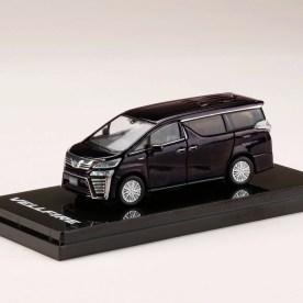 Hobby-Japan-Minicar-Project-Toyota-Vellfire-Hybrid-H30W-Burning-Black-Crystal-Shine-Glass-Flake-001