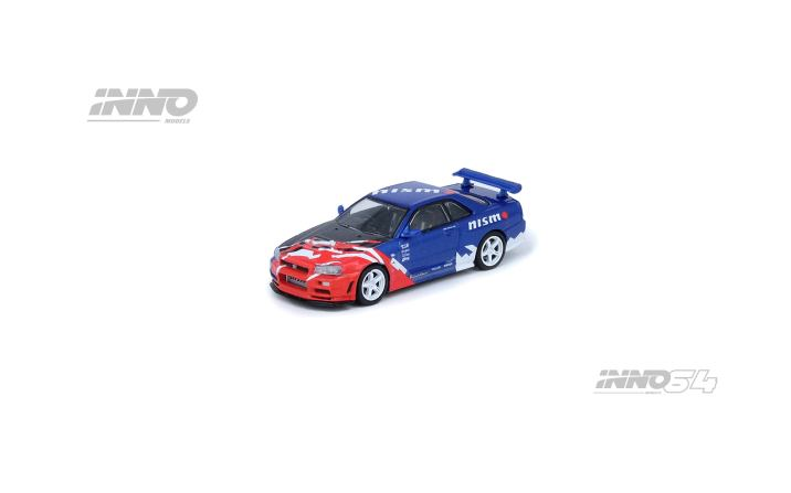 Inno64-Nissan-Skyline-GTR-R34-R-Tune-Concept-Tokyo-Auto-Salon-2001-002